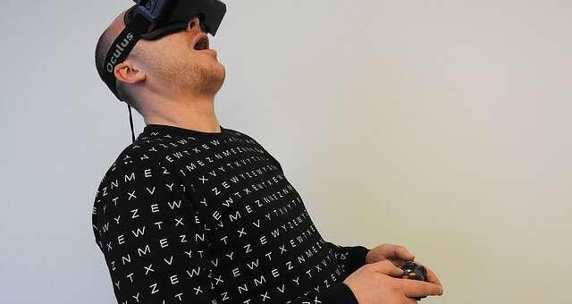 VR- och AR-casino är framtiden